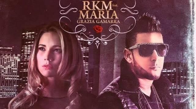 Rakim y María Grazia Gamarra estrenan el reggaetón romántico 'Sentimiento'
