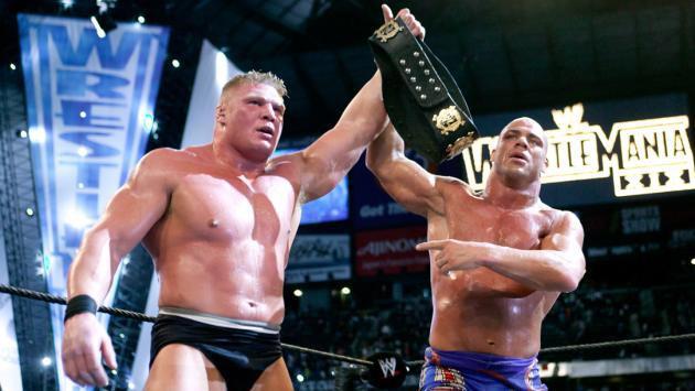 ¿Relevaron la fecha del regreso de Kurt Angle a WWE?