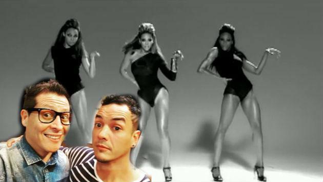 ¡Carloncho y Renzo se mandaron su baile a lo Beyoncé! [VIDEO]