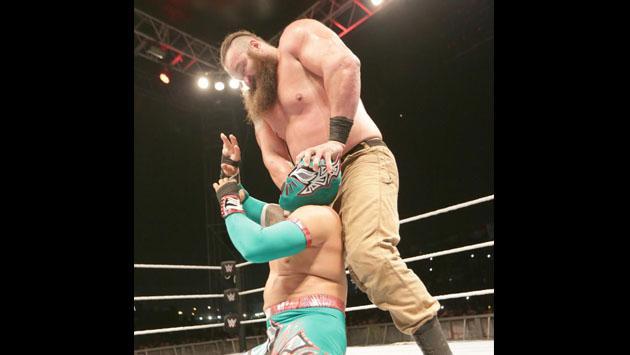 Revive lo mejor de WWE en Lima [FOTOS]