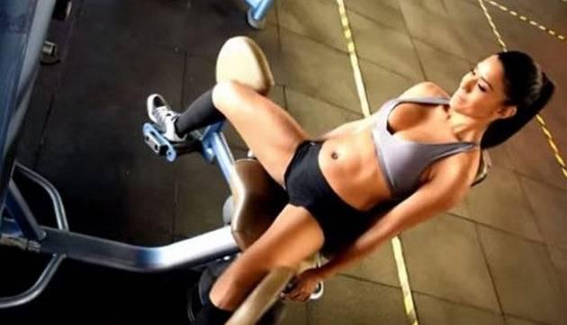 Este es el arduo entrenamiento de Rocío Miranda