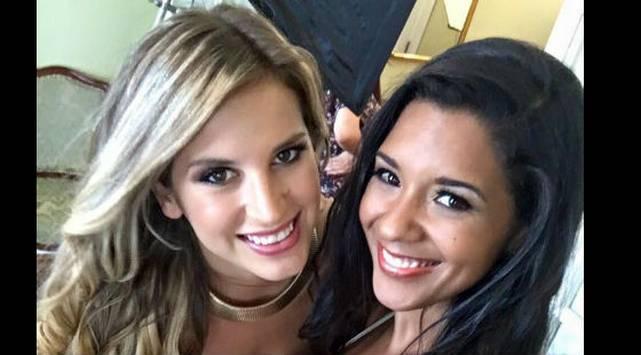 ¡Rocío Miranda y Andrea Ferreyro ponen Internet de vuelta y media con estas fotos en lencería!