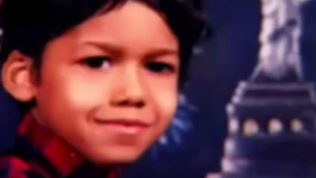 ¡Mira estas fotos inéditas del pasado de Romeo Santos!