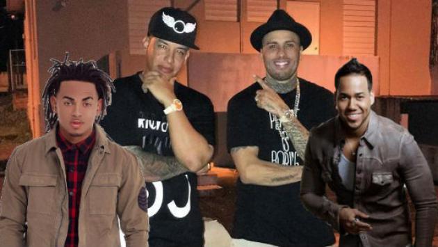 Romeo Santos grabó con Nicky Jam, Daddy Yankee y Ozuna en su nuevo disco 'Golden'