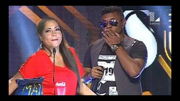 Este 'Romeo Santos' sorprendió a Katia Palma con...