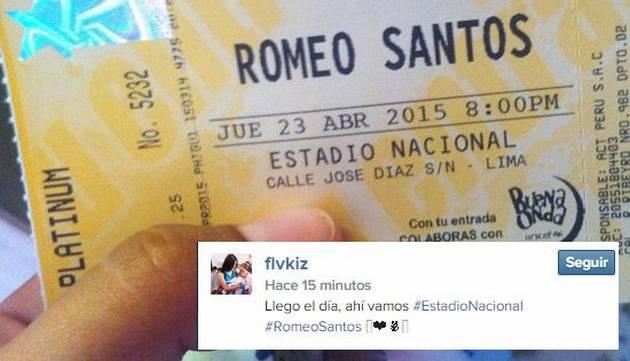Romeo Santos despierta pasiones en fans peruanos