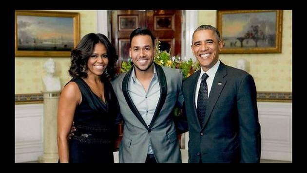 Romeo Santos recuerda reunión con Barack y Michelle Obama