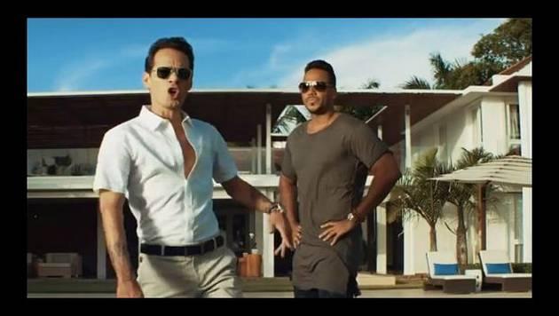 Videoclip de Romeo Santos y Marc Anthony hace 1 millón de vistas por día