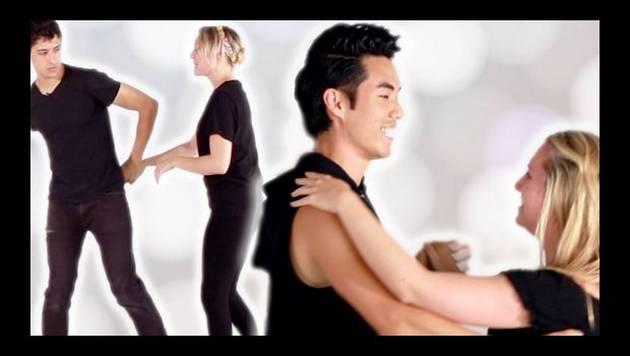 YouTube: gringos bailan salsa por primera vez