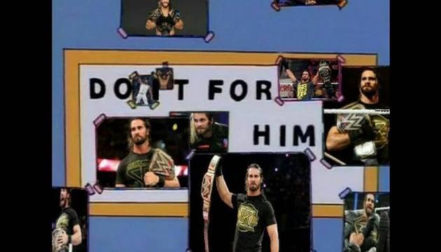 Seth Rollins volvió a WWE y los memes ya lo nombran campeón
