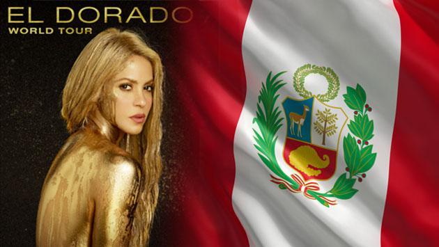 ¡Shakira anunció gira en Latinoamérica e incluyó al Perú!
