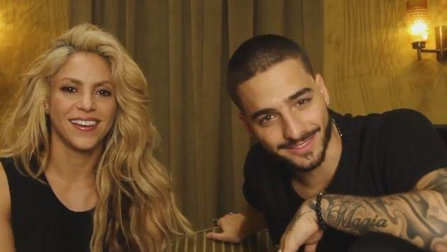 ¡Maluma y Shakira se volvieron a juntar con este tema! Escúchalo aquí