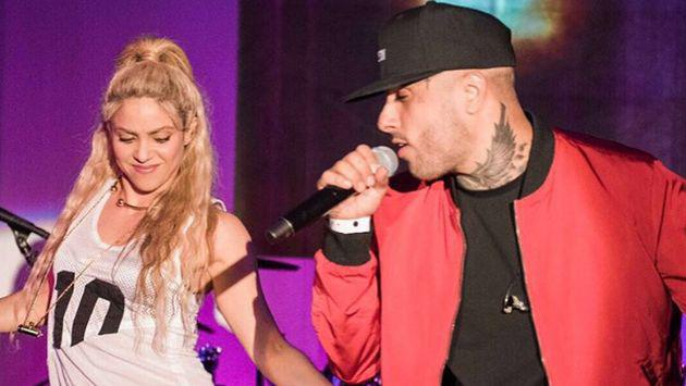 ¡Escucha 'Perro fiel', lo nuevo de Shakira junto a Nicky Jam!
