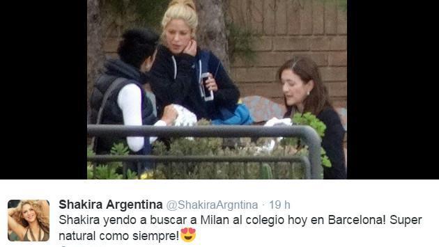 ¡Así luce Shakira sin una 'gota' de maquillaje! [FOTOS]