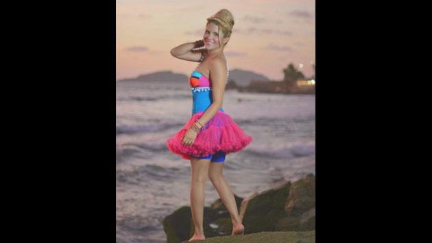 Shakira tiene una doble casi idéntica: Shakibecca [FOTOS Y VIDEOS]
