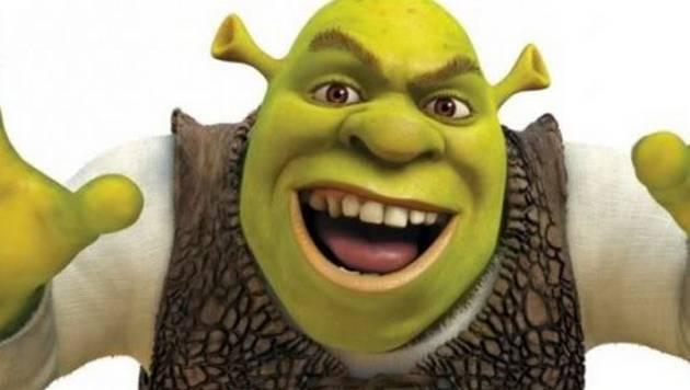 No creerás cómo lucía Shrek antes de ser famoso