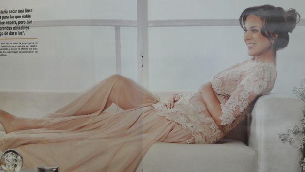 ¡Silvia Cornejo sorprende con estas fotos de su 'pancita'!
