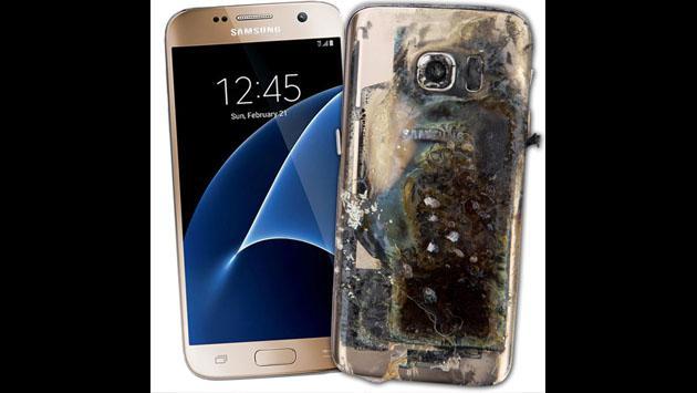 Otro smartphone que se sobrecalienta y explota. Mira qué modelo es [VIDEO]