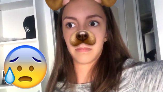 ¿Este video de Snapchat prueba la existencia de fantasmas?