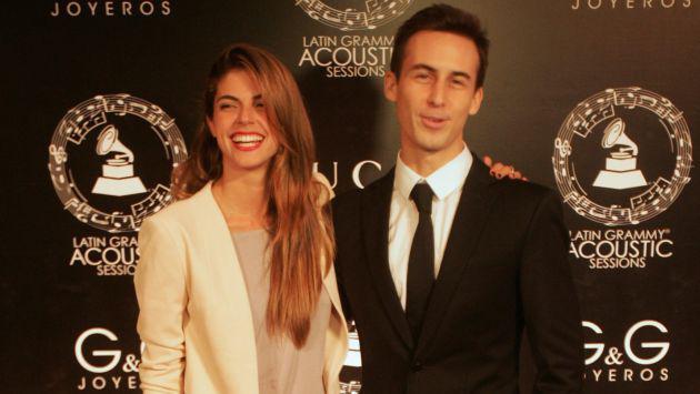 ¡Stephanie Cayo sorprendió a Bruno Ascenzo con esta foto de ambos!