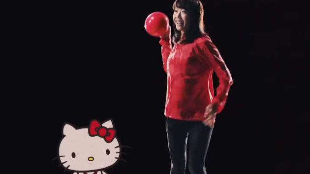 ¡'Supercampeones', Mario Bros y 'Hello Kitty' en spot sobre Tokyo 2020!