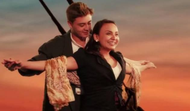 ¿Qué pasa si mezclas el reggaetón con el Titanic?