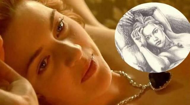 ¿Quién dibujo a Rose desnuda en 'Titanic'? Aquí la respuesta