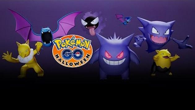 Todo sobre 'Pokemon GO' y su primer evento de Halloween [VIDEO]
