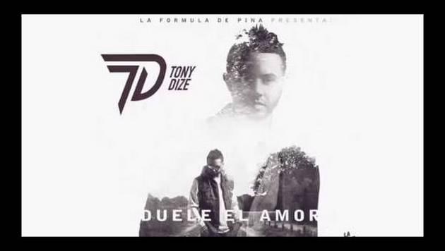 Tony Dize anuncia estreno de Duele el Amor ¡Escucha un adelanto!