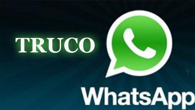 Un truco de WhatsApp para escuchar los mensajes de voz en privado
