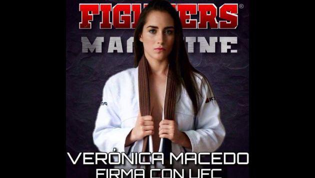 ¡Así quedó el rostro de luchadora venezolana que debutó en la UFC!