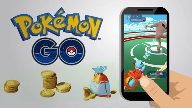 Un truco de 'Pokémon GO' para conseguir monedas sin gastar dinero real