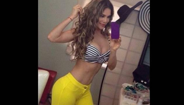 Vanessa Jerí enciende las redes sociales con sensuales fotos