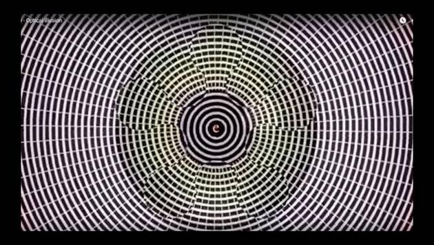 YouTube: ¡Este video te hará tener alucinaciones!