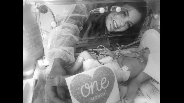 Antes de su partida, Wisin compartió estas fotos de su hija Victoria