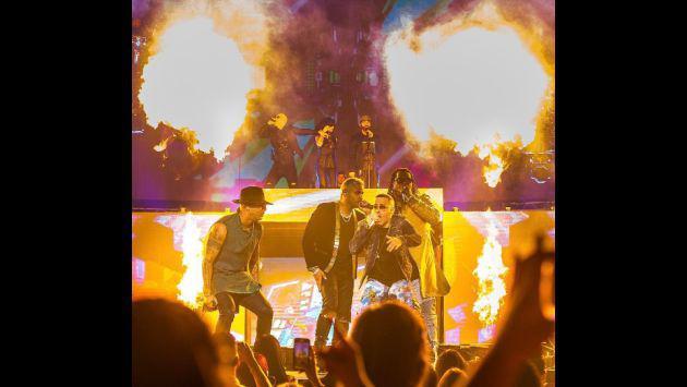 ¡Wisin y Yandel confirman regreso como dupla, tras increíble show! [FOTOS Y VIDEOS]