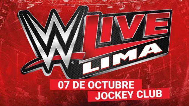 ¡Salieron los precios para el evento de la WWE en Perú!