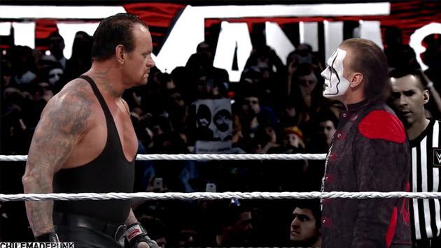 Resultado de imagen para undertaker vs sting