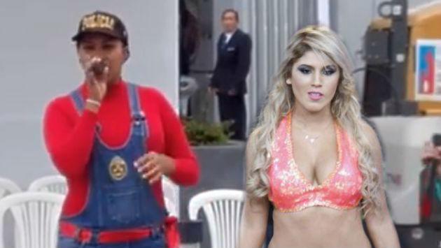 ¿Esta policía canta mejor que Yahaira Plasencia? Mira su versión de 'Sé que te amaré'