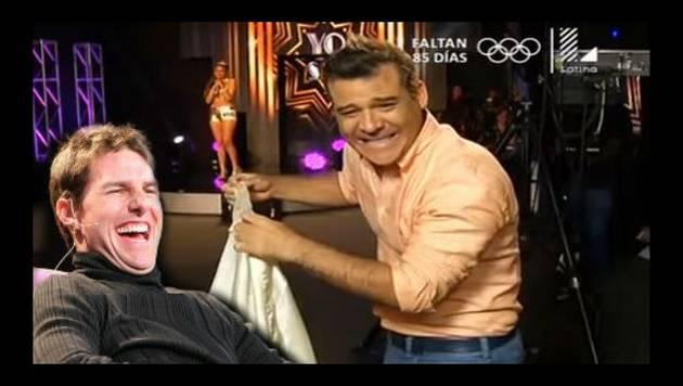 Esta Yahaira Plasencia troleó a un 'gilero' Adolfo Aguilar