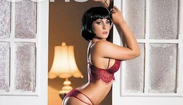 Yamila Piñero posa en topless para Soho Perú