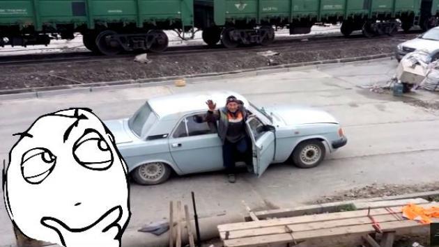 ¿Cuántas personas crees que entraron en este carro?