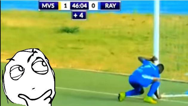 ¿Brujería en el fútbol? Mira lo que pasó en este partido en Ruanda [VIDEO]