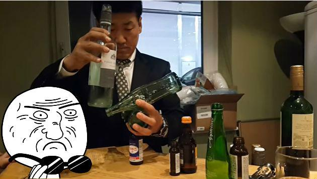 ¡Alucinante! Conoce a Rocky Byun, el mago del equilibrio [VIDEO]