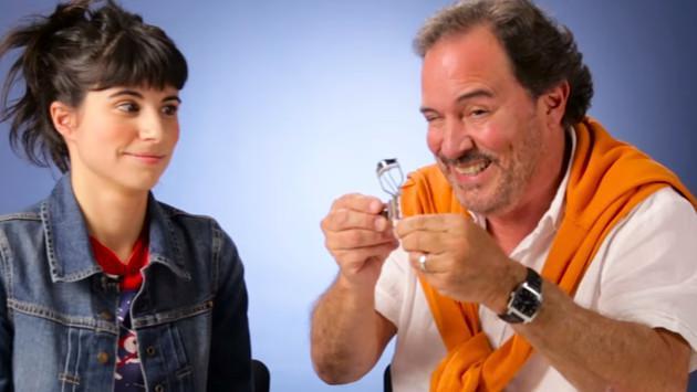 ¡Estos padres se animaron a maquillar a sus hijas y esto pasó!