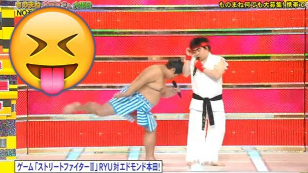 Vacílate con esta parodia de Street Fighter que enfrentó a Honda y Ryu [VIDEO]