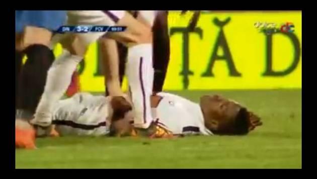Futbolista camerunés perdió la vida durante partido