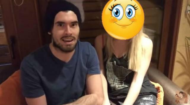 ¡Germán presentó a su pareja, quien también es YouTuber!