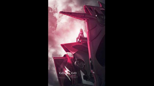 ¡Revelaron a los zords de la película de los Power Rangers de 2017!
