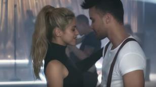 Aquí están Prince Royce y Shakira en el videoclip de 'Deja vu'